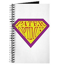Super Dad (Latin) Journal