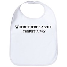 Where there's a will, Bib