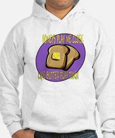 Notorious Buttered Toast Hoodie