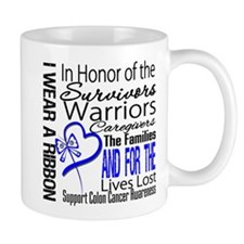 IWearBlue TributeRibbon Mug