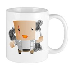 John Locke is the Smoke Monster Mug