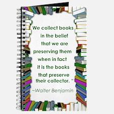 Walter Benjamin on Books Journal