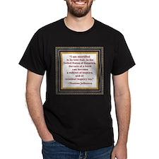 Thomas Jefferson on book sale T-Shirt