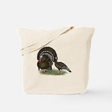 Turkey Standard Bronze Tote Bag