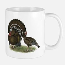 Turkey Standard Bronze Mug