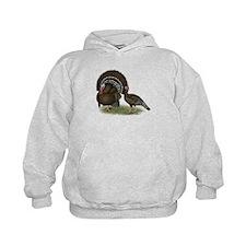 Turkey Standard Bronze Hoodie