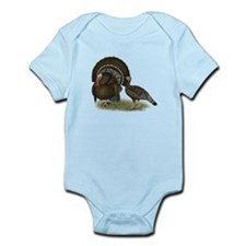 Turkey Standard Bronze Infant Bodysuit