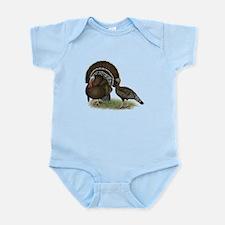 Turkey Standard Bronze Infant Bodysuit