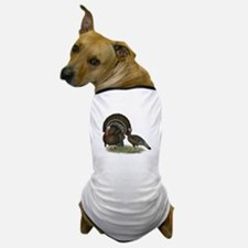Turkey Standard Bronze Dog T-Shirt