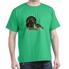 Turkey Standard Bronze T-Shirt
