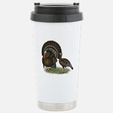 Turkey Standard Bronze Stainless Steel Travel Mug