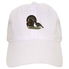 Turkey Standard Bronze Baseball Cap