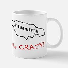 Jamaica me CRAZY! - Dark Mug