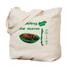 Hungary for some CHILE? Tote Bag