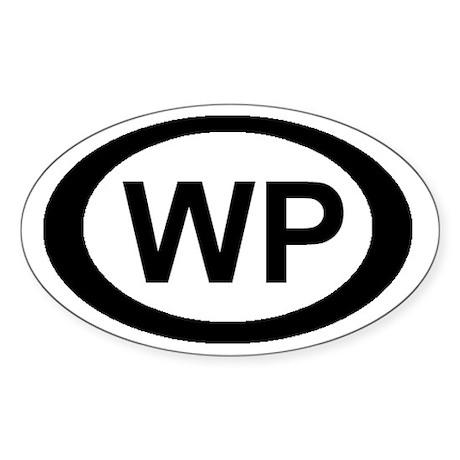 3-wp2 Sticker