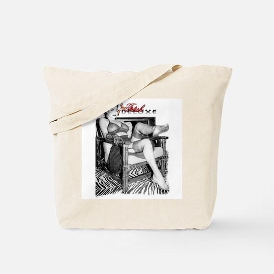 RTF Stockings Tote Bag