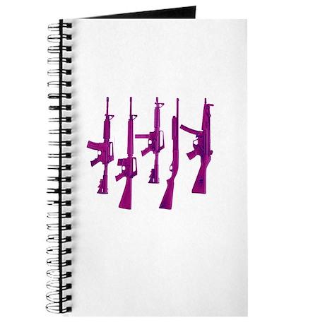 Purple Guns Journal