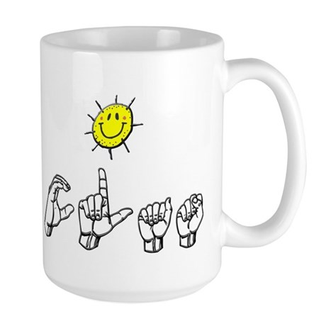 C.L.A.S. Large Mug