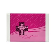Nursing assistant week Rectangle Magnet