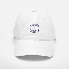 Hoover and Curtis Baseball Baseball Cap