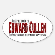 Edward Cullen - Creepy Stalker Decal