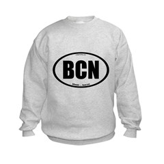 BCN auto decal bacon Sweatshirt
