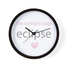 the twilight saga eclipse Wall Clock