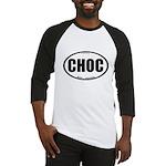 CHOC auto decal chocolate Baseball Jersey