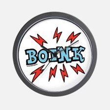 Boink Wall Clock