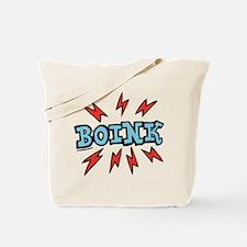 Boink Tote Bag