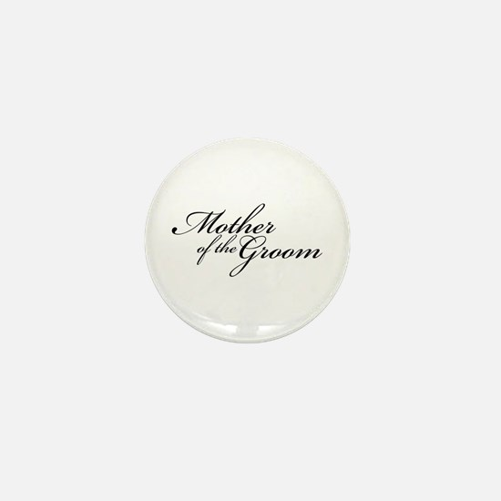 Mother of the Groom (FF) Mini Button (10 pack)