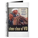 Steer Clear of VD Poster Art Journal