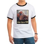 Steer Clear of VD Poster (Front) Ringer T