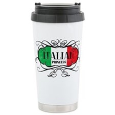 Italian Princess Travel Mug