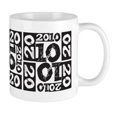 Grunge Class 2010 Mug