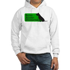 Battle Against Dogfighting Hoodie