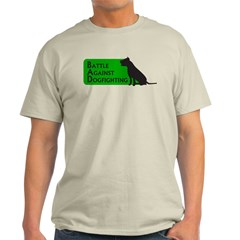 Battle Against Dogfighting T-Shirt