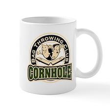 Cornhole Throwing Club Mug