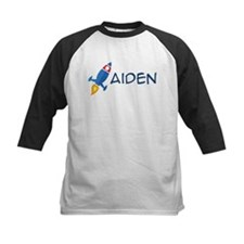 Aiden Rocket Ship Tee