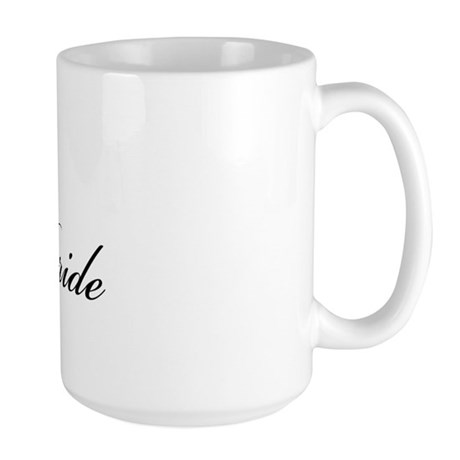 Father of the Bride (FF) Large Mug