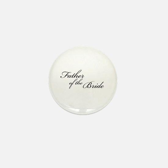 Father of the Bride (FF) Mini Button
