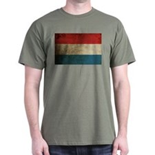 Vintage Netherlands Flag T-Shirt