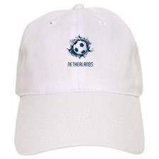 Netherlands Football Baseball Cap