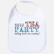 Tea Party 2010 Elections Bib