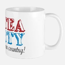 Tea Party 2010 Elections Mug