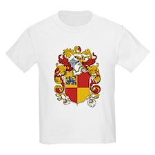Say Coat of Arms Kids T-Shirt