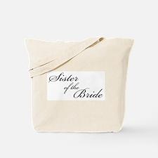 Sister of the Bride (FF) Tote Bag