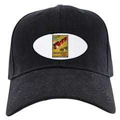 Women Power Now Poster Art Baseball Hat
