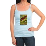 Women Power Now Poster Art Jr. Spaghetti Tank