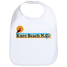 Kure Beach NC - Beach Design Bib